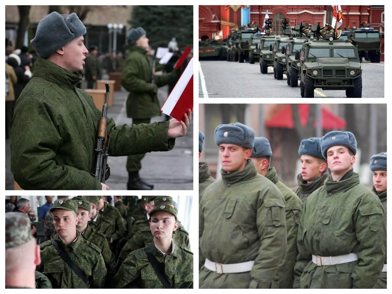 На фото изображены солдаты (часть 3).