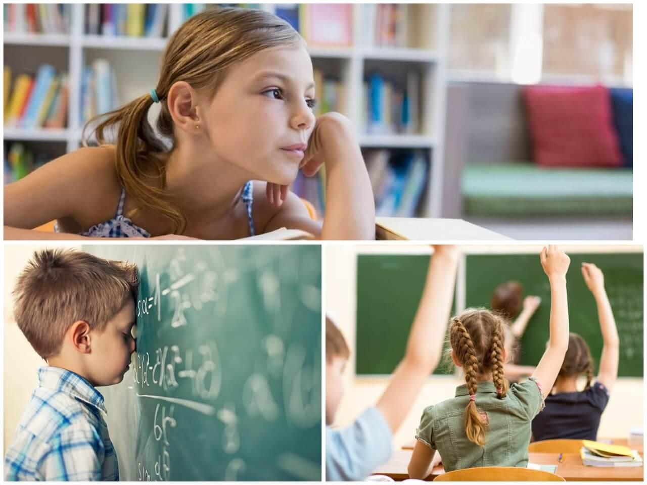 На фото изображены школьники (часть 2).