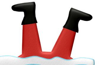 Ноги Санта Клауса. Подборка поговорок и пословиц про ноги